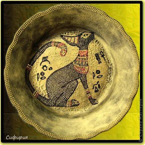 древний египет узор тарелка картинки кипящую воду