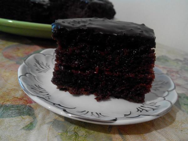 Пирожное ночка рецепт с фото