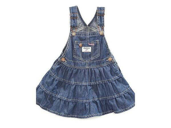 Купить джинсовый сарафан в интернет магазине для девочки