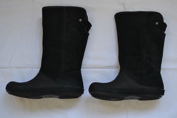 00c2c35d73 Crocs Berryessa Tall Suede Boot