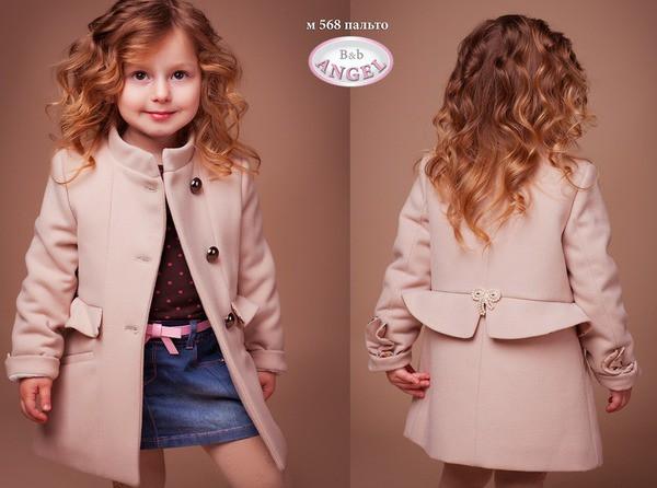 тм baby angel, как качество? или где купить красивое пальто для девочки?, Товары для детей