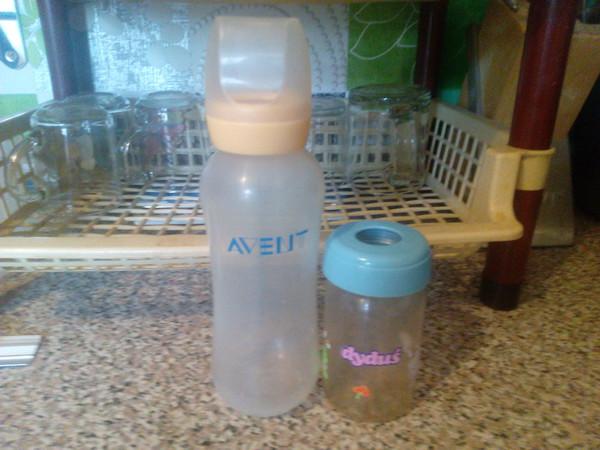 Бутылочки без соски