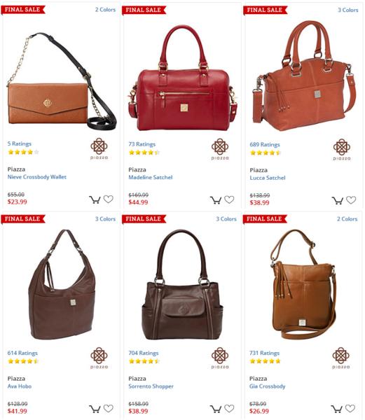 Бренды женских сумок каталог