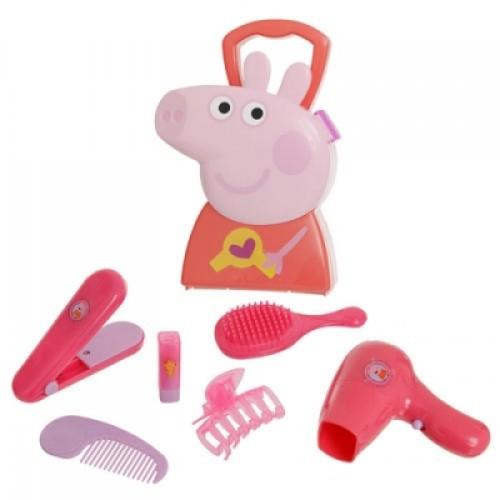 Игровой набор Пеппа доктор 9 предметов Peppa Pig