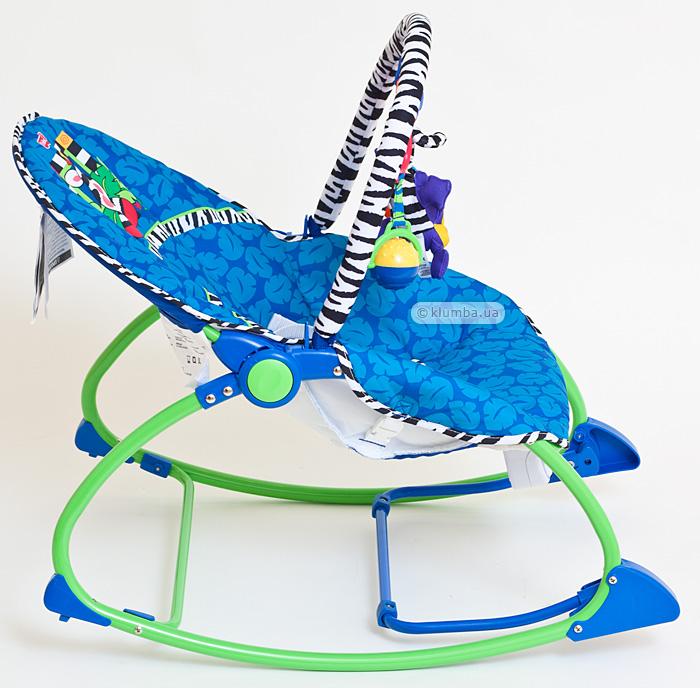 Дизайн кресла-качелей Fisher Price   Занимательное обучение