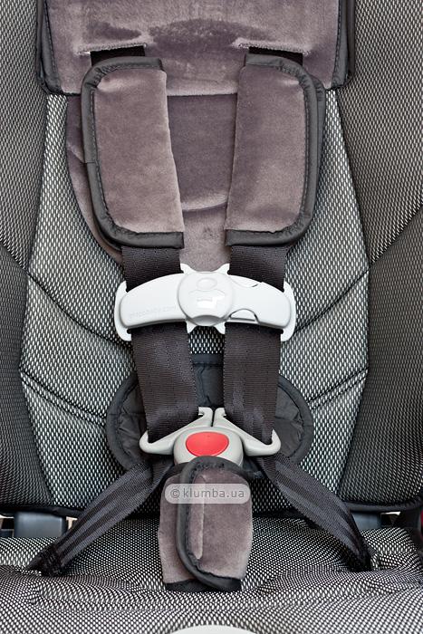 Ремни безопасности для детского автокресла