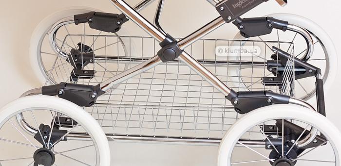 Корзина на коляску для продуктов
