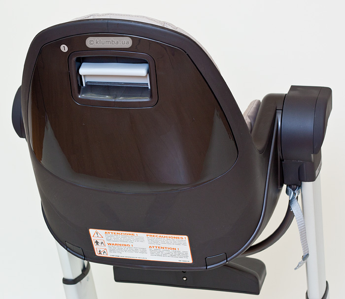 Спинка стульчика для кормления Inglesina Zuma