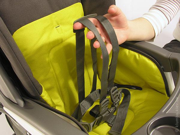 Ремень безопасности для коляски peg perego