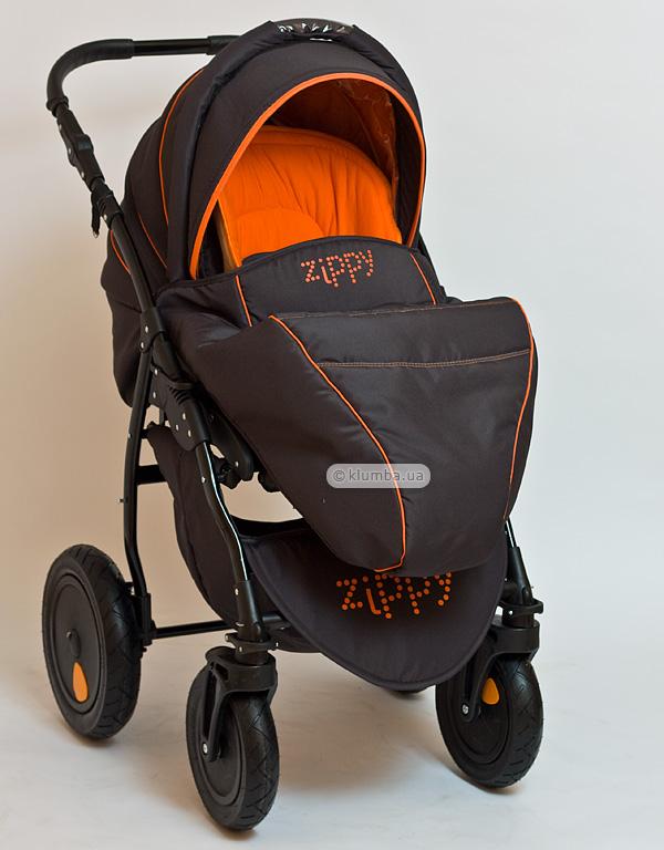 Коляска  Tutis Zippy 2 в 1. Обзор